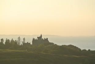Mull Glengorm château
